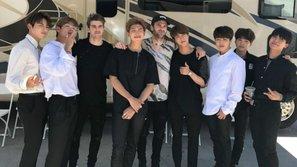 Bên lề BBMA 2017: BTS