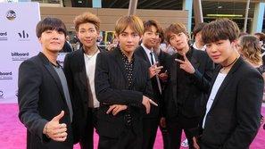 """BTS """"hớp hồn"""" với vẻ đẹp đầy lịch lãm tại thảm đỏ Billboard Music Awards 2017!"""