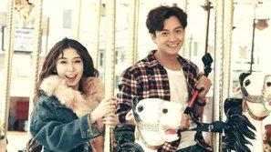 Khổng Tú Quỳnh - Ngô Kiến Huy đốn tim fan trong bộ ảnh ngọt ngào kỉ niệm 7 năm yêu nhau