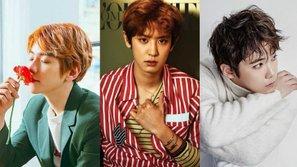 Chanyeol, Baekhyun (EXO), Lee Hong Ki ( F.T.Island) và nhiều sao Kpop lập đội chơi Bowling