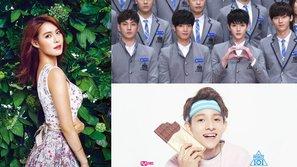 """Kahi trải lòng về sự xuất hiện của NU'EST và Kim Samuel trên """"Produce 101"""""""