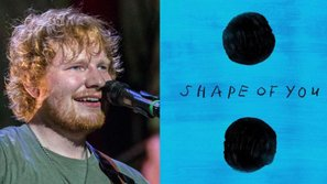Tụt dốc ở trời Tây, Ed Sheeran vẫn có tên trong top hit BXH Hàn Quốc