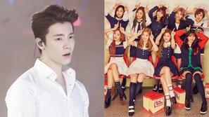 """Sau Park Jin Young, đến lượt Donghae (Super Junior) """"lạc trôi"""" vào album của TWICE"""