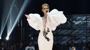 Khán giả sững sờ với thần thái diva như ngày nào của Celine Dion tại BBMAs 2017