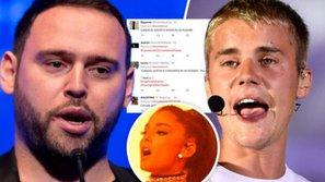 Fan cầu xin Justin Bieber và quản lý hủy show sau vụ nổ tại concert Ariana Grande