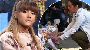 Ariana Grande muốn lo liệu chi phí tang lễ cho các fan thiệt mạng sau vụ khủng bố