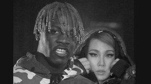 CL bất ngờ góp giọng trong album của rapper người Mỹ