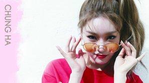 Chungha tung ảnh nhá hàng debut và công bố tài khoản Instagram chính thức
