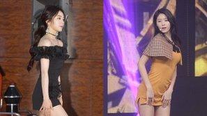 Minh chứng cho thấy Kpop ngày càng chuộng váy cực ngắn