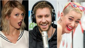 """Katy Perry và Calvin Harris thay nhau """"kể tội"""" Taylor Swift trong ca khúc mới?"""