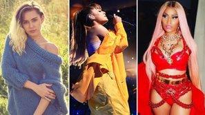 Ariana Grande, Nicki Minaj và Miley Cyrus ra single tặng fan sau vụ khủng bố
