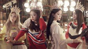 T-ara tung teaser trở lại với 4 thành viên, Knet tự hỏi: