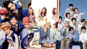 SM tiết lộ những nghệ sĩ của công ty sẽ comeback trong nửa cuối năm 2017