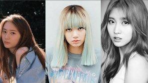 Top 10 idol nữ được phái nữ tôn sùng nhất