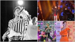 """Những lần sao Việt khiến fan tự hào khi """"chinh chiến"""" tại sân khấu quốc tế"""