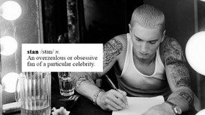 """Bản hit """"Stan"""" của Eminem chính thức được đưa vào từ điển Oxford"""