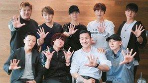 Tin tức độc quyền tiết lộ Super Junior sẽ comeback vào mùa thu năm nay