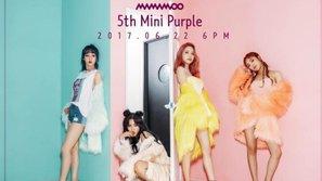 MAMAMOO sẽ trở lại đường đua tháng 6 với mini album thứ 5