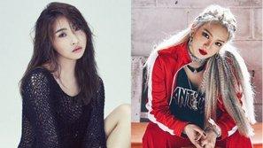 Gong Minzy và Hyoyeon (SNSD) khen ngợi lẫn nhau trên