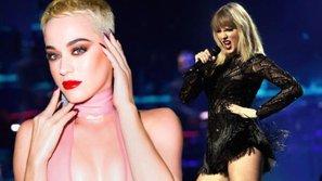 Taylor thấy thương cho Katy vì phải cố khơi lại chuyện cũ để bán album