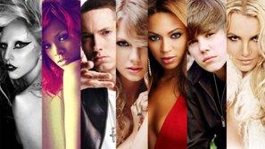 Lục đại mỹ nhân US-UK càn quét bảng đề cử cho Video hay nhất thế kỷ của MTV