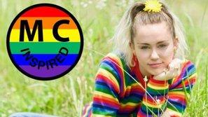 Miley Cyrus quyên góp tiền từ single mới cho quỹ ủng hộ cộng đồng LGBT