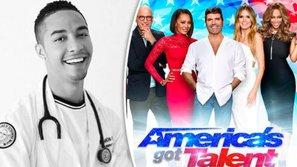 Bác sĩ điển trai bất ngờ qua đời khi chưa lên sóng America's Got Talent