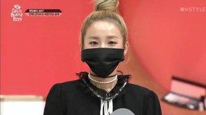 Dara tự tin khoe mặt mộc trước camera trong chương trình Get It Beauty 2017