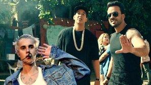 Luis Fonsi bênh vực Justin Bieber vụ bị ném chai vì không thuộc lời hit