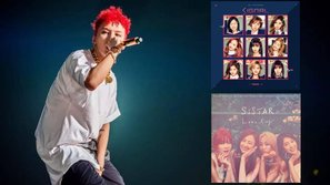 Vượt mặt TWICE và SISTAR, G-Dragon ẵm cúp Music Core