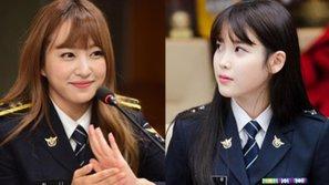 Nếu trở thành cảnh sát, những mỹ nhân Kpop này chắc chắn sẽ là hoa khôi của ngành