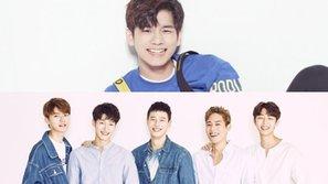 Ong Sung Woo (Wanna One) tham gia phim ngắn quảng bá cho boygroup cùng công ty