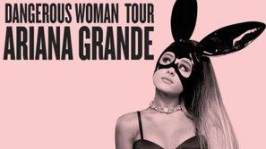 Ariana Grande khép lại tour diễn vòng quanh châu Âu bằng một lời cảm ơn ấm áp dành cho fan