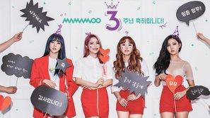 Mamamoo tung MV choeography của ca khúc debut để kỷ niệm sinh nhật lần thứ 3