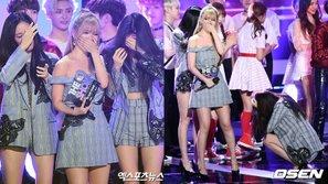 Nghẹn ngào trước khoảnh khắc T-ara bật khóc nức nở khi giành được chiến thắng đầu tiên sau 5 năm