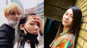 Jang Moon Bok (Produce 101) nói về tình bạn thân thiết với V (BTS)