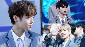 Ba thành viên Wanna One chưa bao giờ