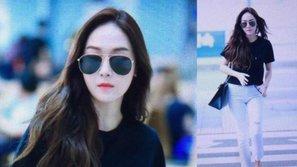 Cấp báo: Chỉ vài giờ nữa Jessica Jung sẽ có mặt tại Việt Nam