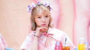 Bị báo Hàn tung ảnh hẹn hò bí mật, ChoA vẫn phủ nhận việc rời nhóm vì yêu đương và có bầu