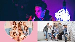 """BXH giá trị thương hiệu ca sĩ Hàn Quốc tháng 6: G-Dragon, TWICE và BTS """"công phá"""" top 3"""
