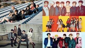 """Bảng xếp hạng doanh số album và digital của Gaon nửa đầu 2017: BTS và """"Goblin"""" độc chiếm ngôi đầu"""