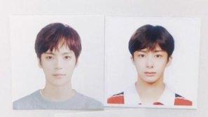 Monsta X tung ảnh hộ chiếu điển trai khiến fan phát ngất