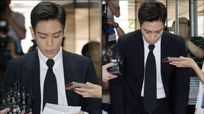 Tòa án công bố mức phạt chính thức, T.O.P thành khẩn cúi đầu xin lỗi công chúng