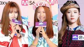 Idol School xác nhận: Eunsuh, Natty và Jiwon đã rời JYP để tham gia chương trình