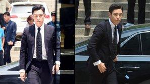 Thành khẩn xuất hiện tại tòa, T.O.P vẫn bị Knet chỉ trích dữ dội vì... trang điểm quá đậm