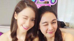 Ngưỡng mộ tình bạn xuyên biên giới của Yoona