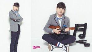 """""""Em út"""" Produce 101 - Lee Woo Jin đã được debut"""