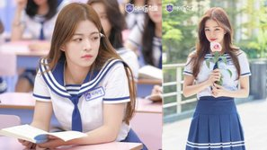 3 thí sinh Idol School gây chú ý vì có ngoại hình giống thành viên I.O.I