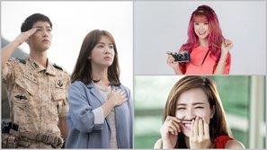 """Hay tin Song Joong Ki - Song Hye Kyo kết hôn, nhiều sao nữ Việt cũng """"vỡ mộng"""" không kém fan Kpop"""