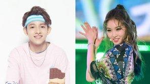 Kim Samuel hợp tác cùng đàn chị Produce 101 - Kim Chungha trong album debut